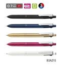 斑馬 B3AZ15 ZX3C 3色原子筆