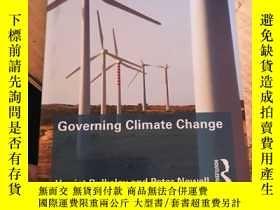 二手書博民逛書店governing罕見climate change治理氣候變化Y25607