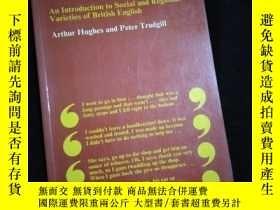 二手書博民逛書店English罕見Accents and Dialects: An Introduction...... (英文)