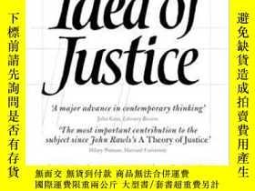 二手書博民逛書店The罕見Idea Of Justice-正義觀念Y436638 Amartya Sen Penguin Bo