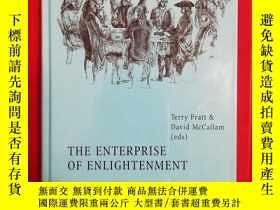 二手書博民逛書店The罕見Enterprise of Enlightenment