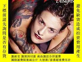 二手書博民逛書店Modern罕見Tribal Tattoo DesignsY360448 Lora S. Irish Fox