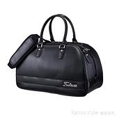 高爾夫衣物包 男女戶外運動旅行大空間雙層服裝包 PU防水球包鞋包 Lanna YTL
