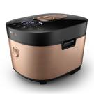 飛利浦PHILIPS-雙重脈衝智慧萬用鍋HD2195 贈不鏽鋼鍋HD2779+超薄變頻電磁爐HD4991