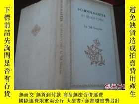 二手書博民逛書店SCHOOLMASTER罕見NI HUAN-CHIH 倪煥之Y2