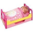 《 日本小美樂 》小美樂配件 - 小熊雙人床 / JOYBUS玩具百貨