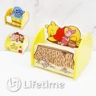 ﹝迪士尼造型旋轉盒﹞正版 旋轉盒 筆筒 收納盒 置物盒 木櫃 史迪奇〖LifeTime一生流行館〗