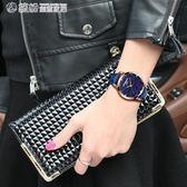 手錶女士時尚女表真皮帶防水石英表超薄 「繽紛創意家居」