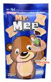 【吉嘉食品】Mr.Mee 小蜜熊餅乾(巧克力)奶素 1包25公克,產地泰國 [#1]{1548111}