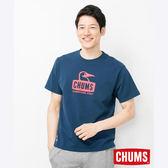 CHUMS 日本 男 Booby 短袖T恤 深藍 CH011325N001