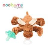 【愛吾兒】美國 nookums 寶寶可愛造型安撫奶嘴/玩偶-小麋鹿