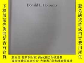 二手書博民逛書店Ethnic罕見Groups In ConflictY256260 Donald L. Horowitz Un