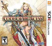 3DS Code of Princess 公主密碼(美版代購)