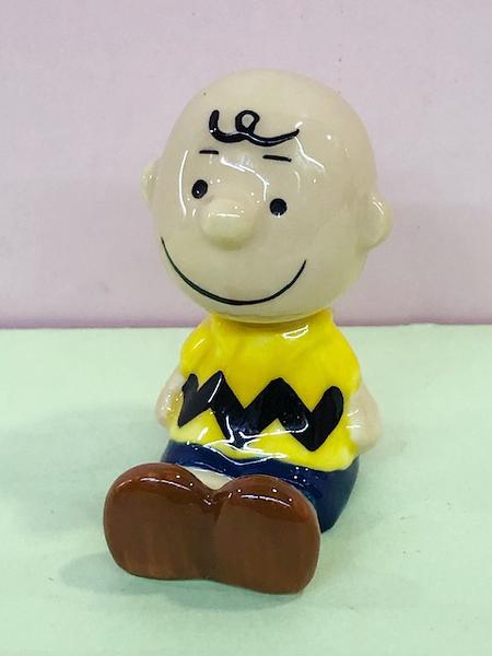 【震撼精品百貨】史奴比Peanuts Snoopy ~SNOOPY陶瓷筷架-查理布朗#61607