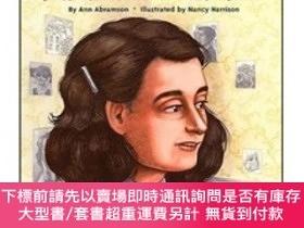 二手書博民逛書店Who罕見Was Anne Frank?[安妮日記(人物傳奇系列)]Y454646 Ann Abramson(