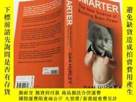 二手書博民逛書店Smarter:罕見The New Science of Building Brain Power 更智能:構建腦