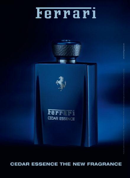 Ferrari Cedar Essence Eau de Parfum Spray 蘭木淡香精 100ml
