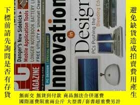 二手書博民逛書店PC罕見Magazine 2002年10月15日 英文個人電腦雜誌 可用樣板間道具雜誌Y14610