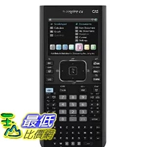 [美國直購] Texas Instruments Nspire CX CAS Graphing Calculator 圖形計算器