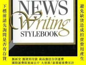 二手書博民逛書店Broadcast罕見News Writing Styleboo