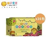 【南紡購物中心】【獅子寶寶】超純水柔濕巾厚型80抽 (12包/箱) x 3箱