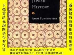 二手書博民逛書店Perceptions罕見Of Jewish HistoryY255562 Amos Funkenstein