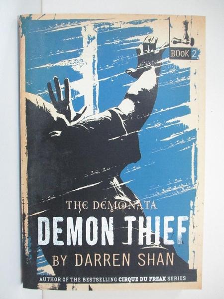 【書寶二手書T7/原文小說_G5D】Demon Thief_Shan, Darren