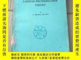 二手書博民逛書店new罕見methods in laminar boundary-layer theory(P966)Y173