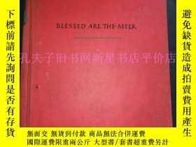 二手書博民逛書店民國英文原版書----《BLESSED罕見ARE THE MEEK:溫順的人是幸福的》!(1944年紐約,大