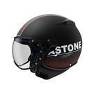 【東門城】ASTONE KSS DD70(平黑) 3/4 半罩 安全帽 飛行帽