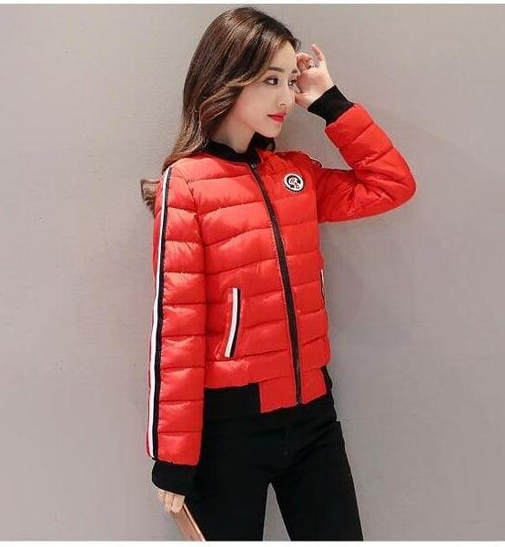 小棉衣 小棉衣女短款輕薄2020新款時尚冬季韓版女士棉襖百搭羽絨棉服外套 琪朵市集