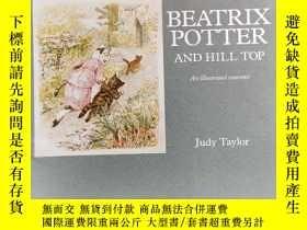 二手書博民逛書店英文原版繪本罕見Beatrix potter and hill top the national trustY