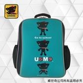 【UnMe】台灣製書包/減壓書包/低年級適用(綠色3037)【威奇包仔通】
