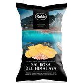 西班牙RUBIO五星級喜馬拉雅山玫瑰鹽洋芋片110g