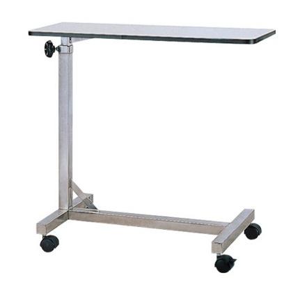 美耐板 不鏽鋼床上桌 (升降式)