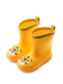 兒童雨鞋男童1-3歲雨靴