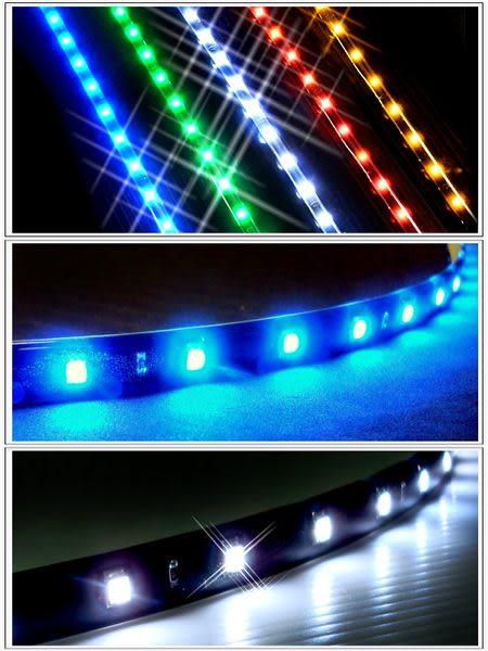 00236184    1210燈條    60CM-30珠    黑底綠光單入    出清品售出不作退換