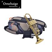 小叮噹的店- 降B小喇叭 小號 琴盒 Omebaige 防潑水 BGS01-TC
