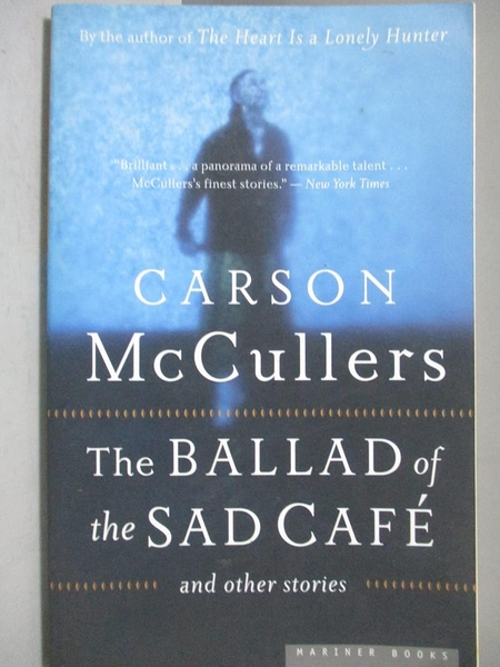 【書寶二手書T7/原文小說_MPL】The Ballad Of The Sad Café-and other stori