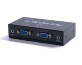 [富廉網] HANWELL 捍衛科技 SMV-201A  2對1 VGA+Audio 影音訊號自動切換器
