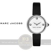 【南紡購物中心】MARC JACOBS國際精品Hollywood迷你時尚真皮腕錶MJ1430