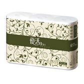 【Livi 優活】T216L2小捲筒衛生紙270張6捲10串