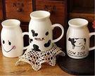 【發現。好貨】韓國雜貨 zakka日系雜貨牛奶杯 早餐杯 簡約水杯 馬克杯 陶瓷杯 小號