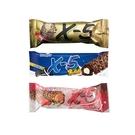 韓國 SAMJIN X-5 花生巧克力捲心酥 /黑旋風巧克力餅乾/草莓風味巧克力餅乾(36g)【小三美日】