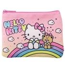 〔小禮堂〕Hello Kitty 方形尼...