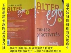 二手書博民逛書店Alter罕見Ego Level 1 Exercise Book