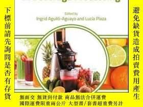 二手書博民逛書店Innovative罕見Technologies in Beverage ProcessingY410016