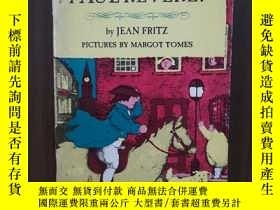 二手書博民逛書店And罕見Then What Happened, Paul Revere?Y12800 Jean Fritz