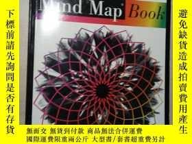 二手書博民逛書店The罕見Mind Map BookY21144 Tony Bu
