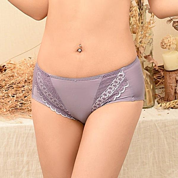 配褲→→→Amorous 私密內衣「迷醉藤花」花邊蕾絲經典軟鋼圈內衣